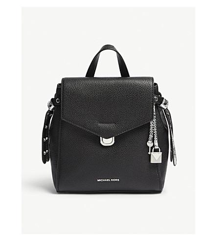 39210bad9099 denmark michael michael kors bristol mini leather backpack black 5ce0e fd698