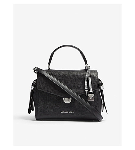 859498285dd819 MICHAEL MICHAEL KORS - Bristol leather satchel bag | Selfridges.com