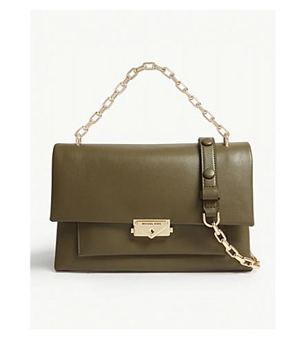 c0d35b50dbcd MICHAEL MICHAEL KORS - Cece large leather shoulder bag