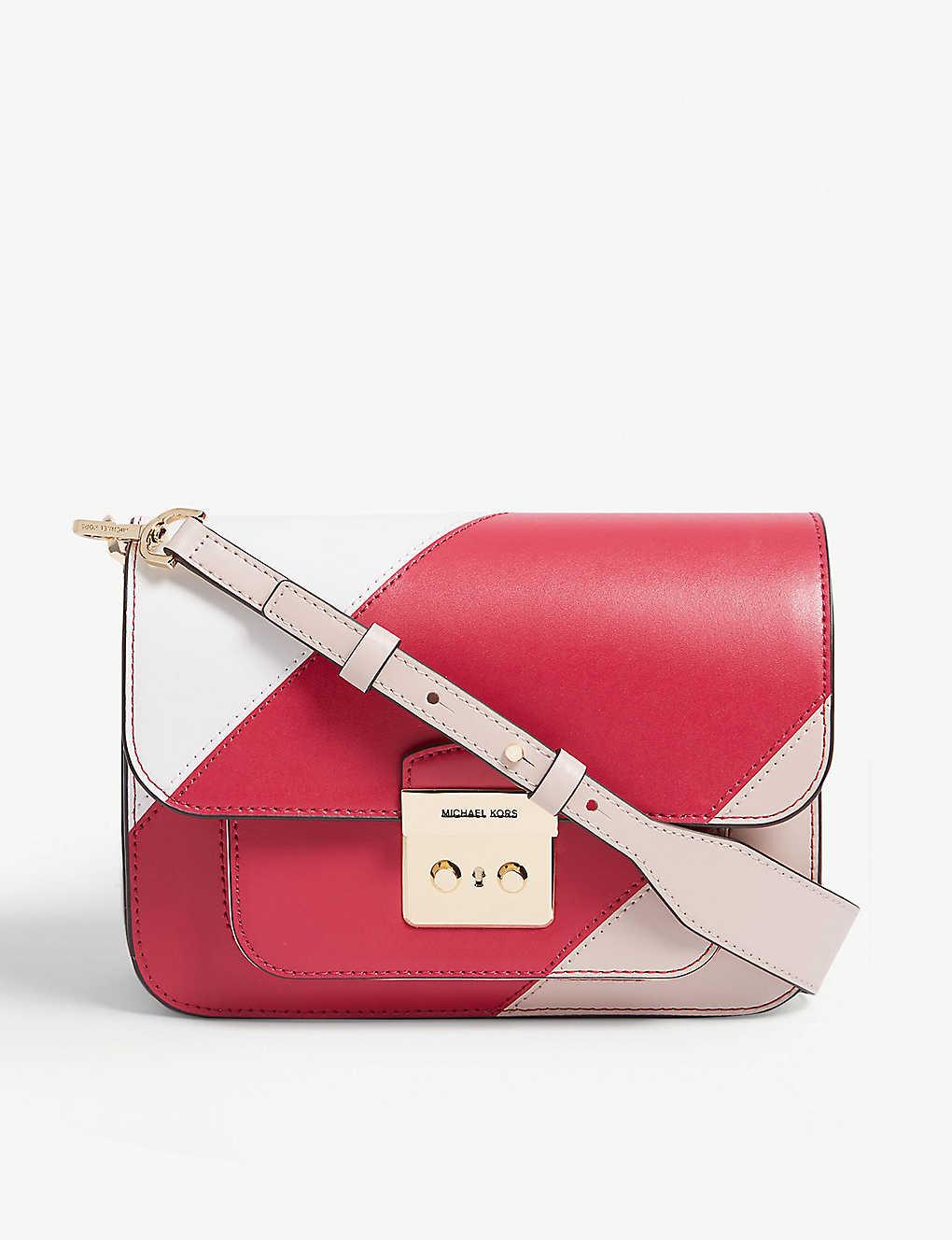 ad226cf3eb81 MICHAEL MICHAEL KORS - Sloan Editor leather shoulder bag ...