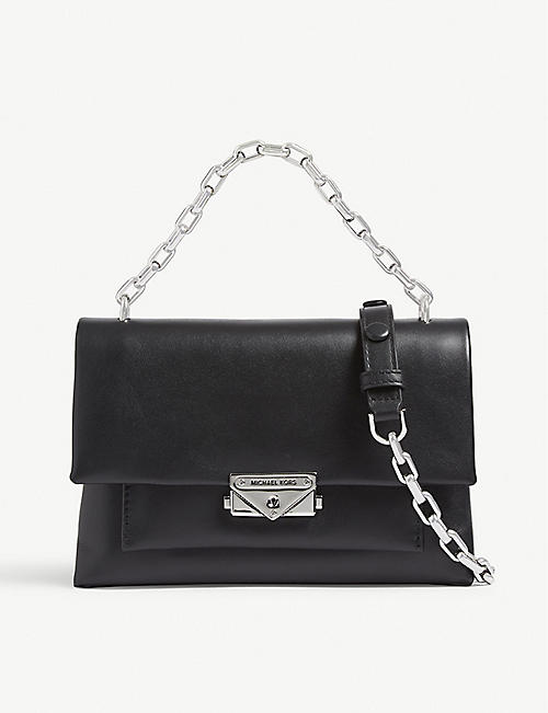 493ffd2396c7 MICHAEL MICHAEL KORS - Cece medium leather shoulder bag