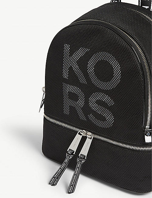 MICHAEL MICHAEL KORS Rhea branded backpack