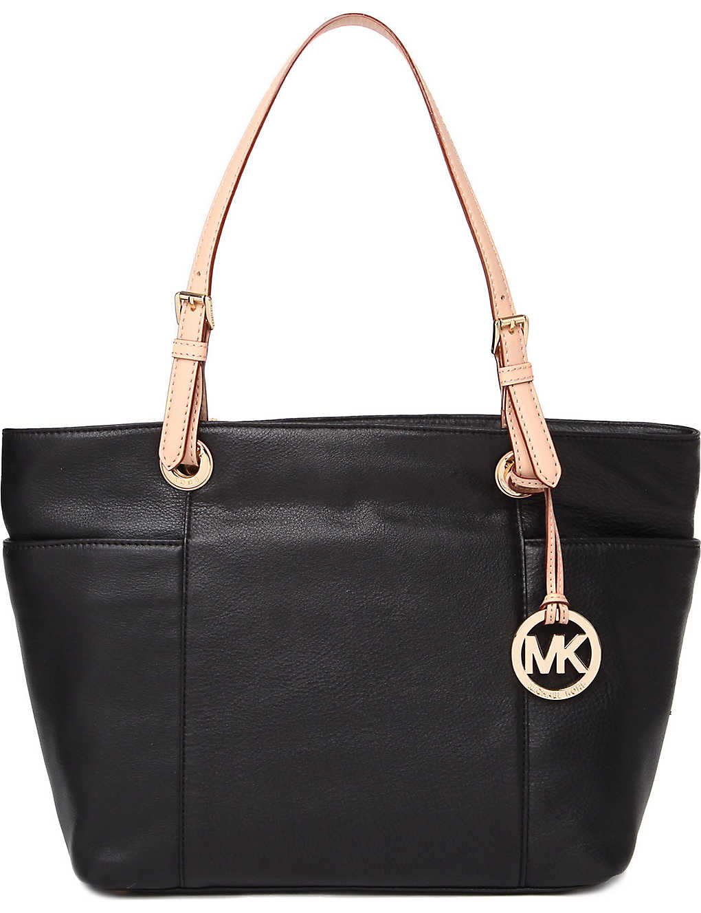 3254ce4fd3a8e8 MICHAEL MICHAEL KORS - Jet Set top zip tote | Selfridges.com
