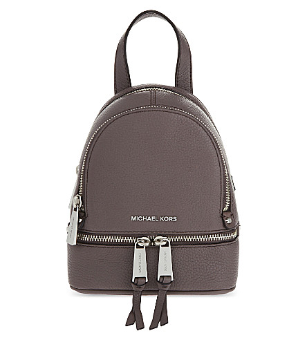 965efe661018 michael kors rhea backpack cinder