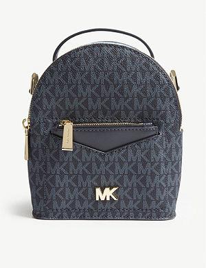 7e596d2a3e07c3 ... aliexpress michael michael kors jessa extra small leather cross body  backpack 36d46 35a7b