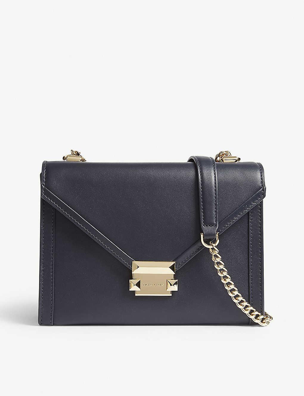 198db10c9 MICHAEL MICHAEL KORS - Whitney large leather shoulder bag ...