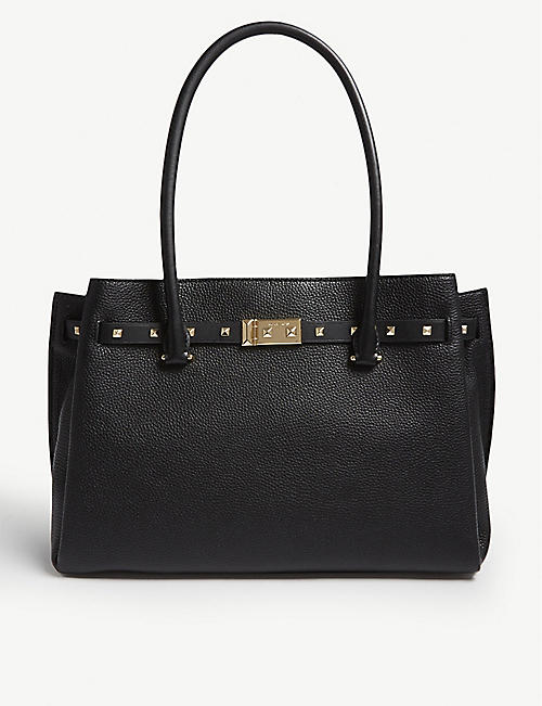 a910b31be330 MICHAEL MICHAEL KORS - Addison large leather tote