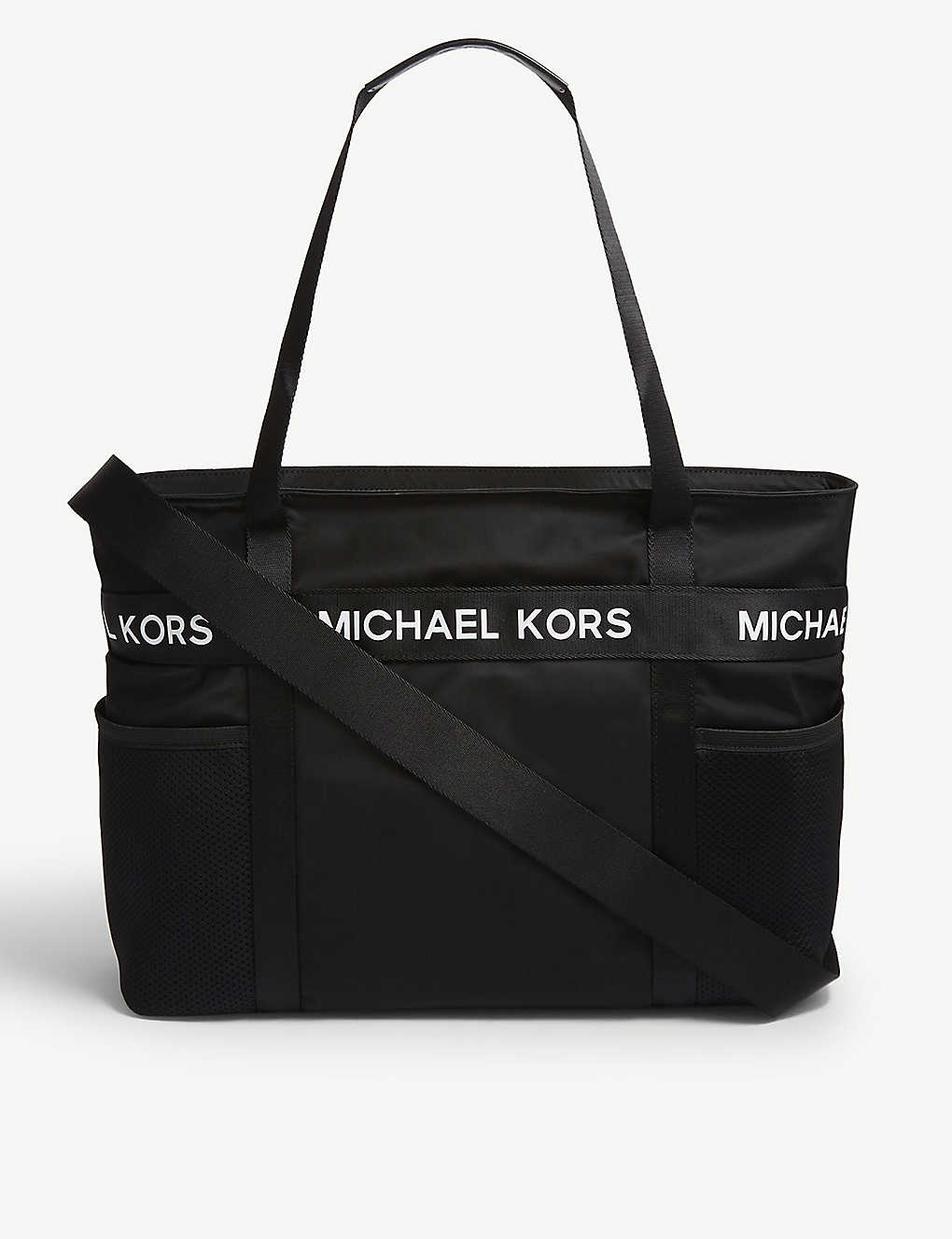 af171e98785b MICHAEL MICHAEL KORS - The Michael large nylon tote   Selfridges.com