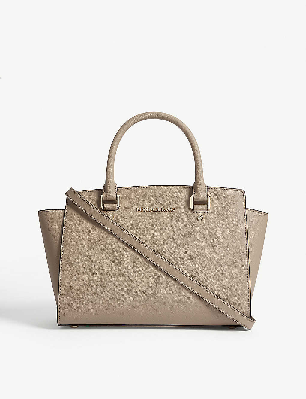 758cd4d8d0bb MICHAEL MICHAEL KORS - Selma Saffiano leather tote | Selfridges.com