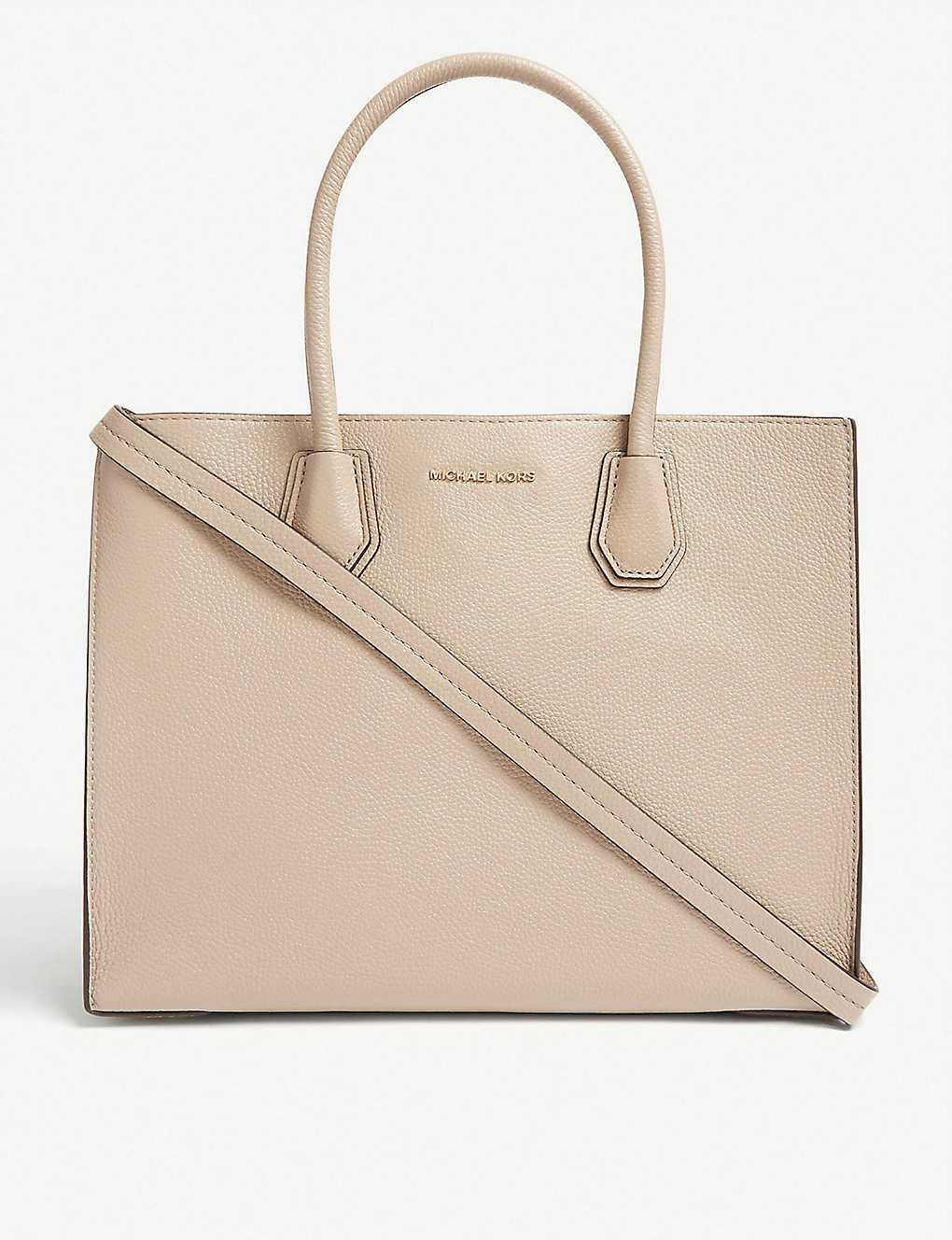 dcefbee2ffa98d MICHAEL MICHAEL KORS - Mercer large grained leather tote bag ...