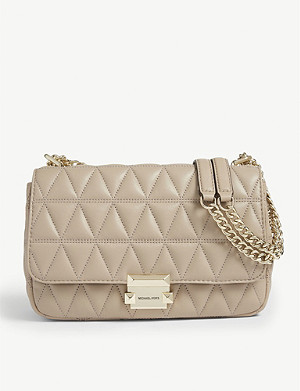 dbdaac33053c MICHAEL MICHAEL KORS - Whitney leather shoulder bag | Selfridges.com