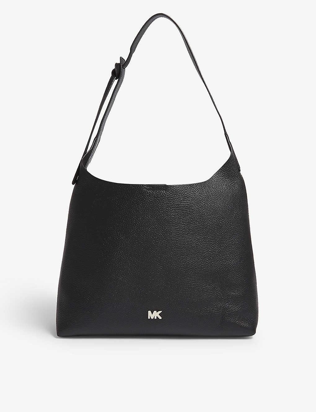 4f033f9abcfc MICHAEL MICHAEL KORS - Junie leather hobo bag | Selfridges.com