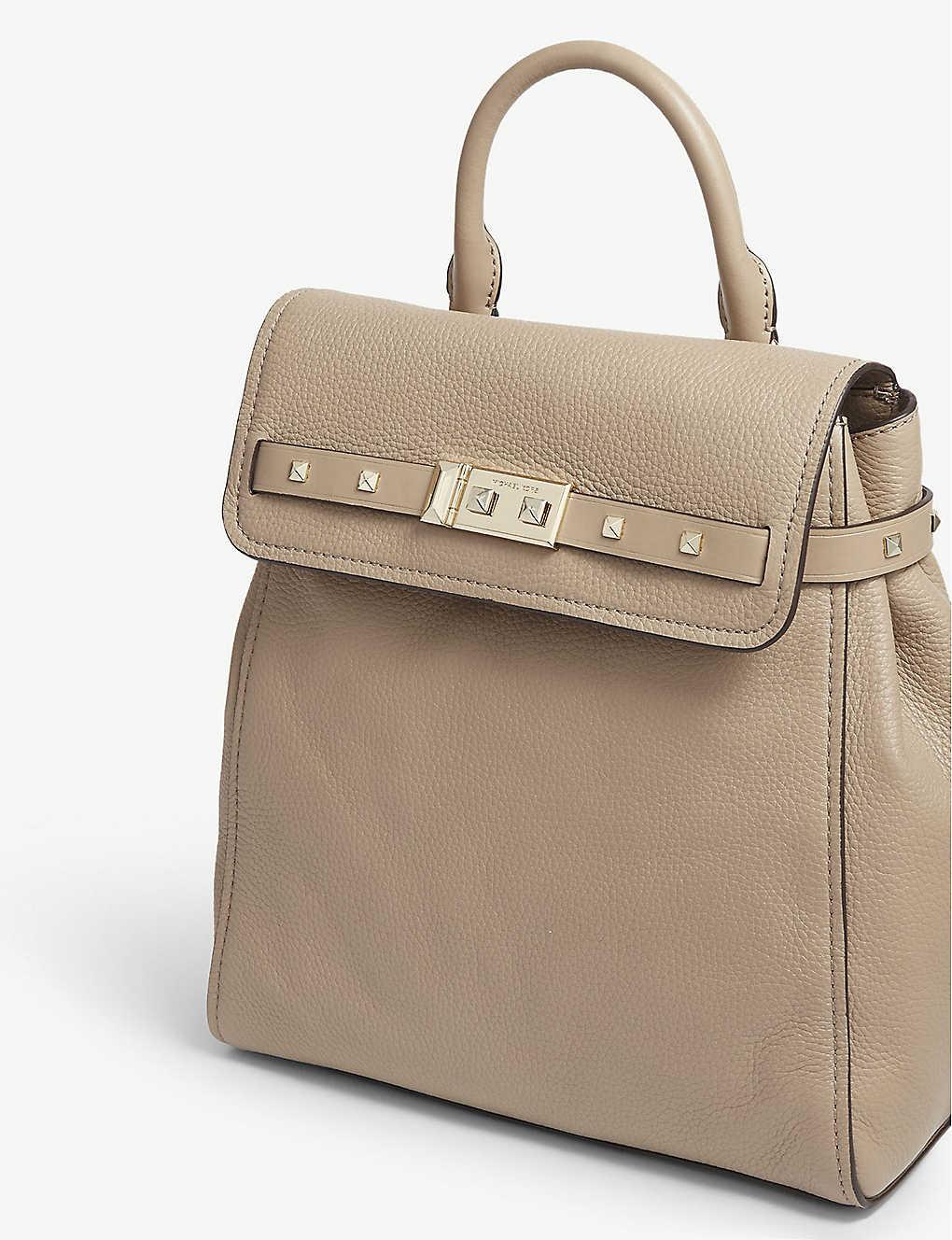 73eedfcb753b6b MICHAEL MICHAEL KORS - Addison medium leather backpack | Selfridges.com