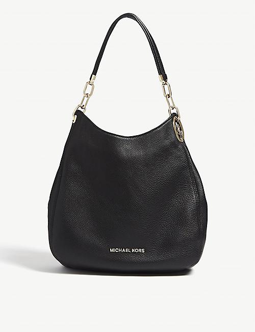 MICHAEL MICHAEL KORS: sac à bandoulière Lillie en cuir