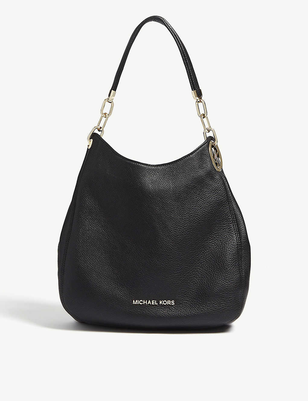 MICHAEL MICHAEL KORS: Lillie leather shoulder bag