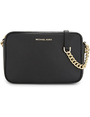 b3697ace7636 MICHAEL MICHAEL KORS - Ginny leather cross-body bag