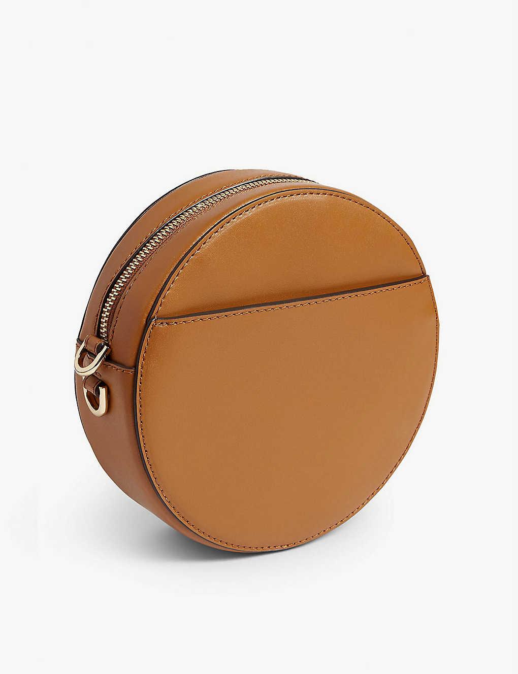 4fec4eb95019 MICHAEL MICHAEL KORS - Canteen studded leather cross-body bag ...