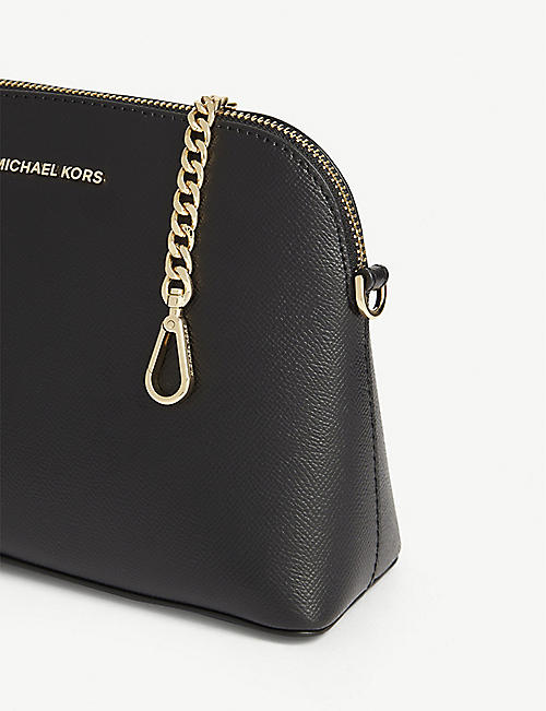 MICHAEL MICHAEL KORS Jet Set Dome cross-body bag