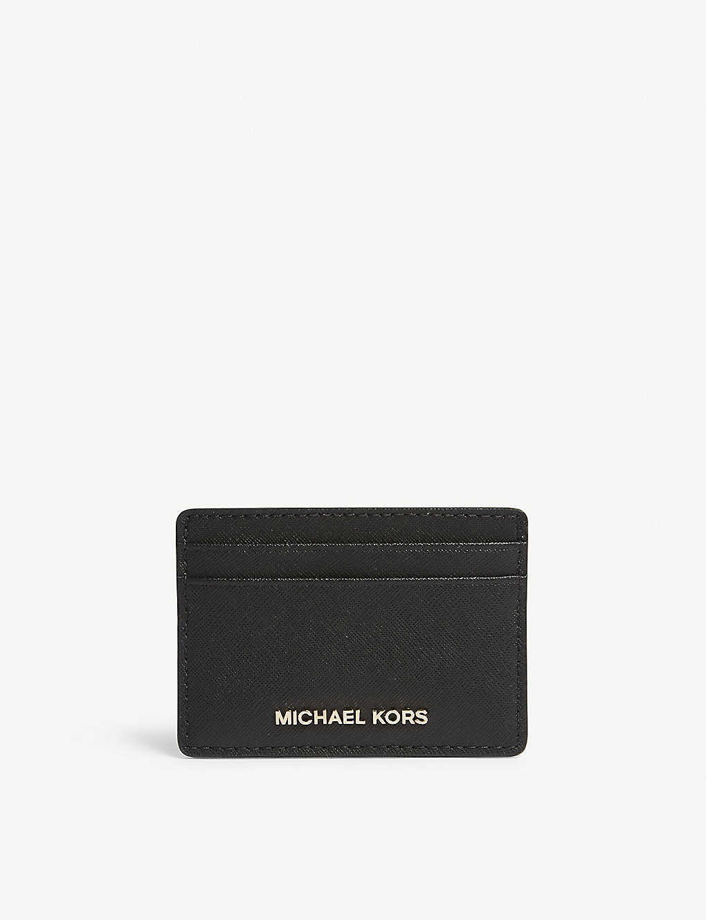 5172f15e5f66 MICHAEL MICHAEL KORS - Money Pieces saffiano leather card holder ...