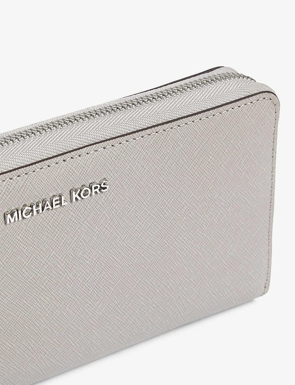 1f187a6dc1b96c MICHAEL MICHAEL KORS - Jet Set Travel leather continental wallet ...