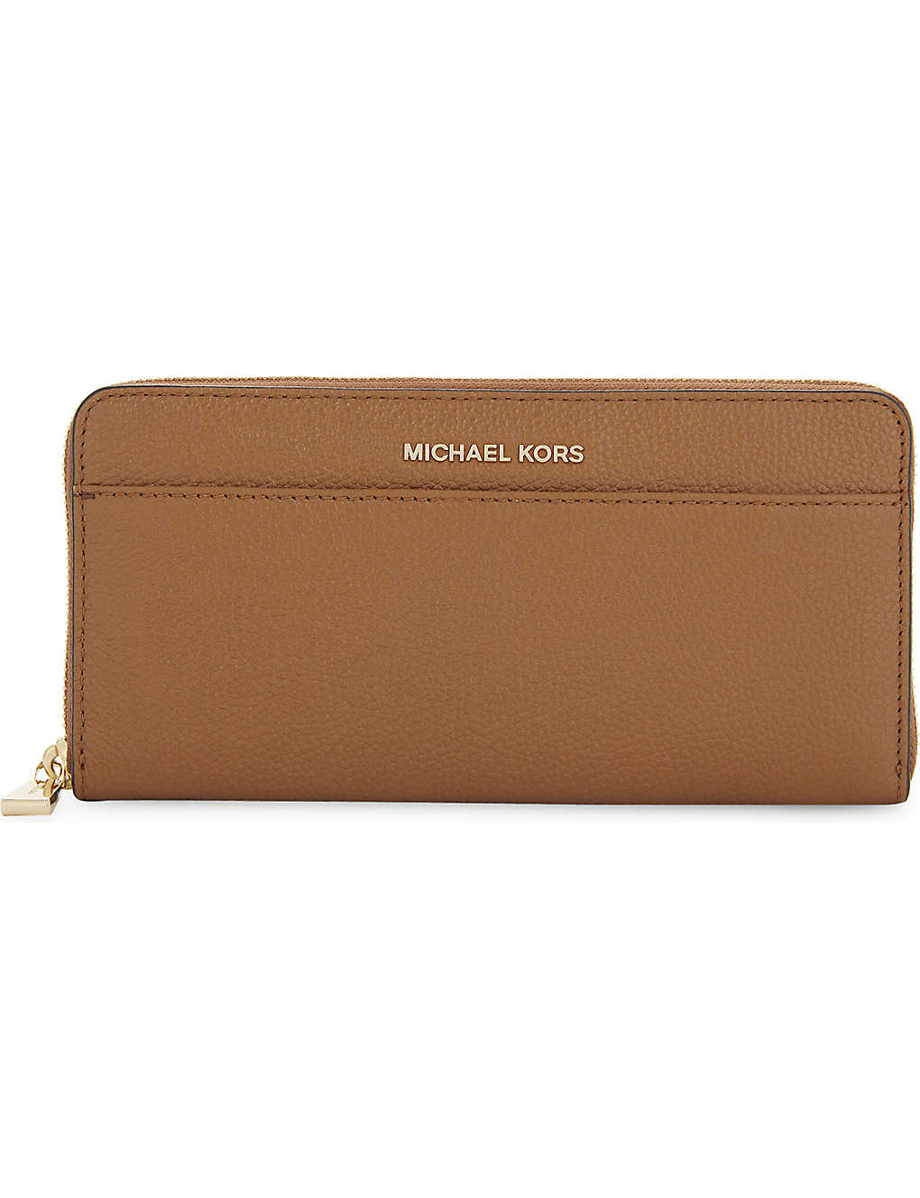 df5f8508a8f7ae MICHAEL MICHAEL KORS - Mercer continental leather wallet ...