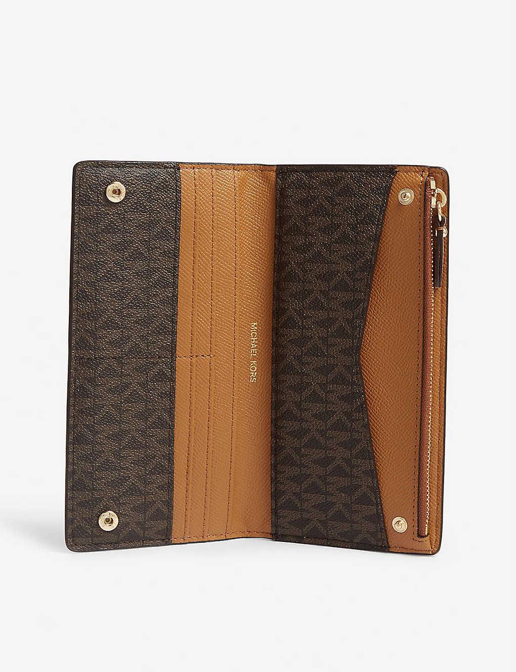 7e7af1786195 MICHAEL MICHAEL KORS - Jet Set slim wallet