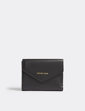 MICHAEL MICHAEL KORS Blakely Jet Set small leather wallet