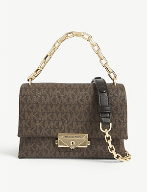 MICHAEL MICHAEL KORS Cece leather shoulder bag