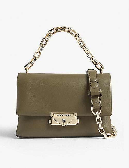 c0babb3361b1 MICHAEL MICHAEL KORS Cece extra-small leather cross-body bag
