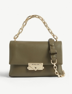 Cece Extra Small Leather Cross Body Bag by Michael Michael Kors