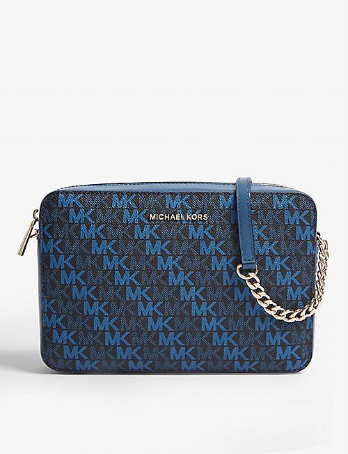 95316789c229 MICHAEL MICHAEL KORS - Cross body bags - Womens - Bags - Selfridges ...