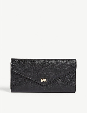 MICHAEL MICHAEL KORS Money Pieces leather envelope wallet