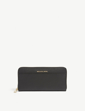 ca353077f250 MICHAEL MICHAEL KORS - Jet Set leather continental wallet ...