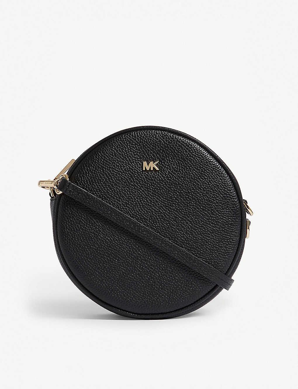 418df73776d13c MICHAEL MICHAEL KORS - Canteen leather cross-body bag | Selfridges.com