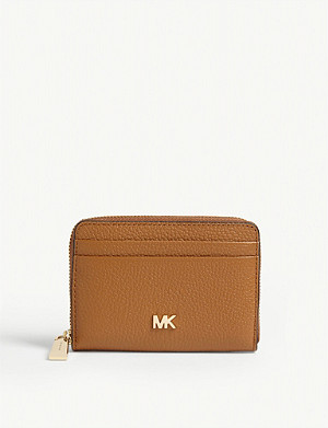 MICHAEL MICHAEL KORS Money Pieces leather card holder