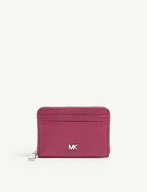 MICHAEL MICHAEL KORS Mercer leather wallet