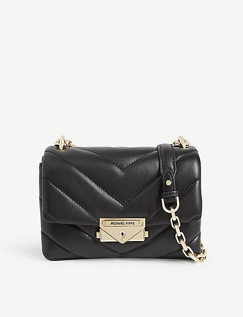 MICHAEL MICHAEL KORS Cece quilted leather shoulder bag