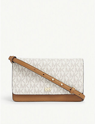 MICHAEL MICHAEL KORS: Mott phone cross-body bag