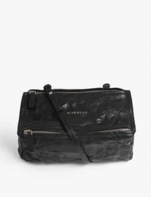 dcaea0bcf2 GIVENCHY - Pandora mini leather shoulder bag