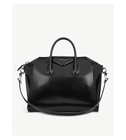 28f81871921d ... GIVENCHY Antigona medium leather tote (Black. PreviousNext