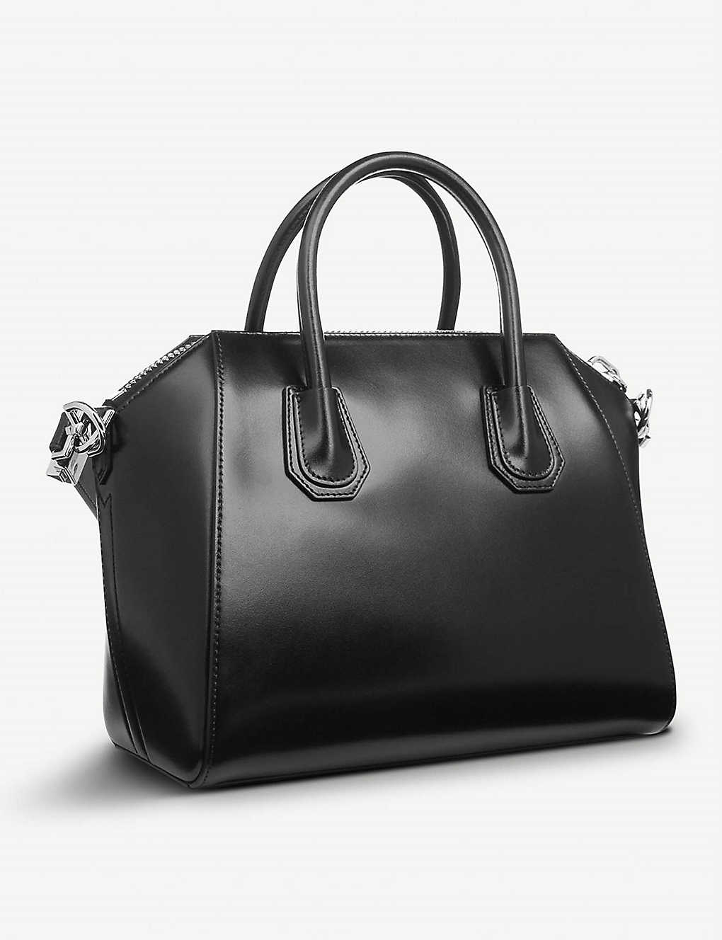 bc796859071 ... Antigona small leather tote zoom ...