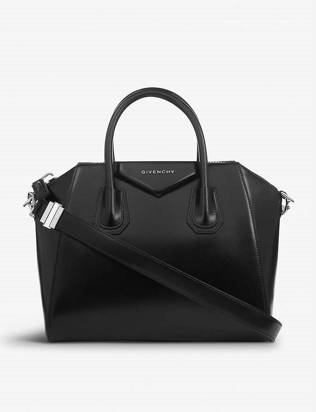 9b5c133936 GIVENCHY - Antigona small leather tote | Selfridges.com