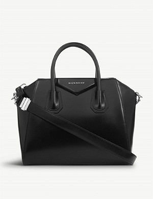 GIVENCHY Antigona small leather tote