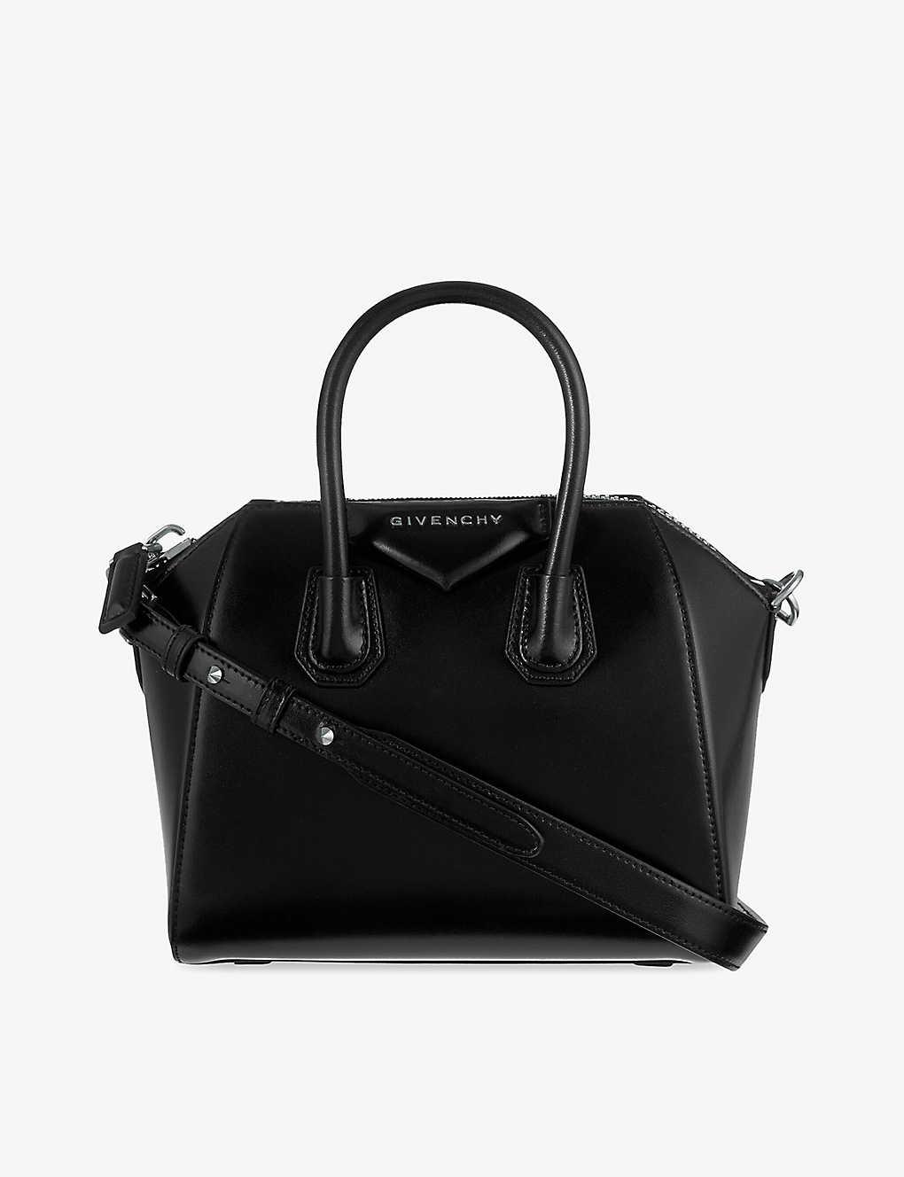 4104b08b268 GIVENCHY - Antigona mini leather tote | Selfridges.com