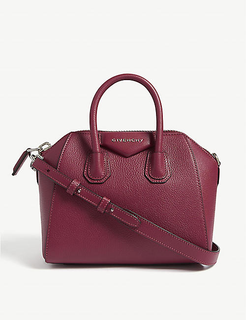 b0517cb16a55 GIVENCHY Antigona mini leather shoulder bag. Quick view Wish list