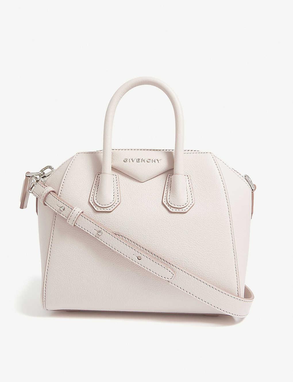 c9f56e4848 GIVENCHY - Antigona mini grained leather tote bag | Selfridges.com