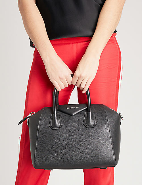 GIVENCHY Antigona leather tote bag