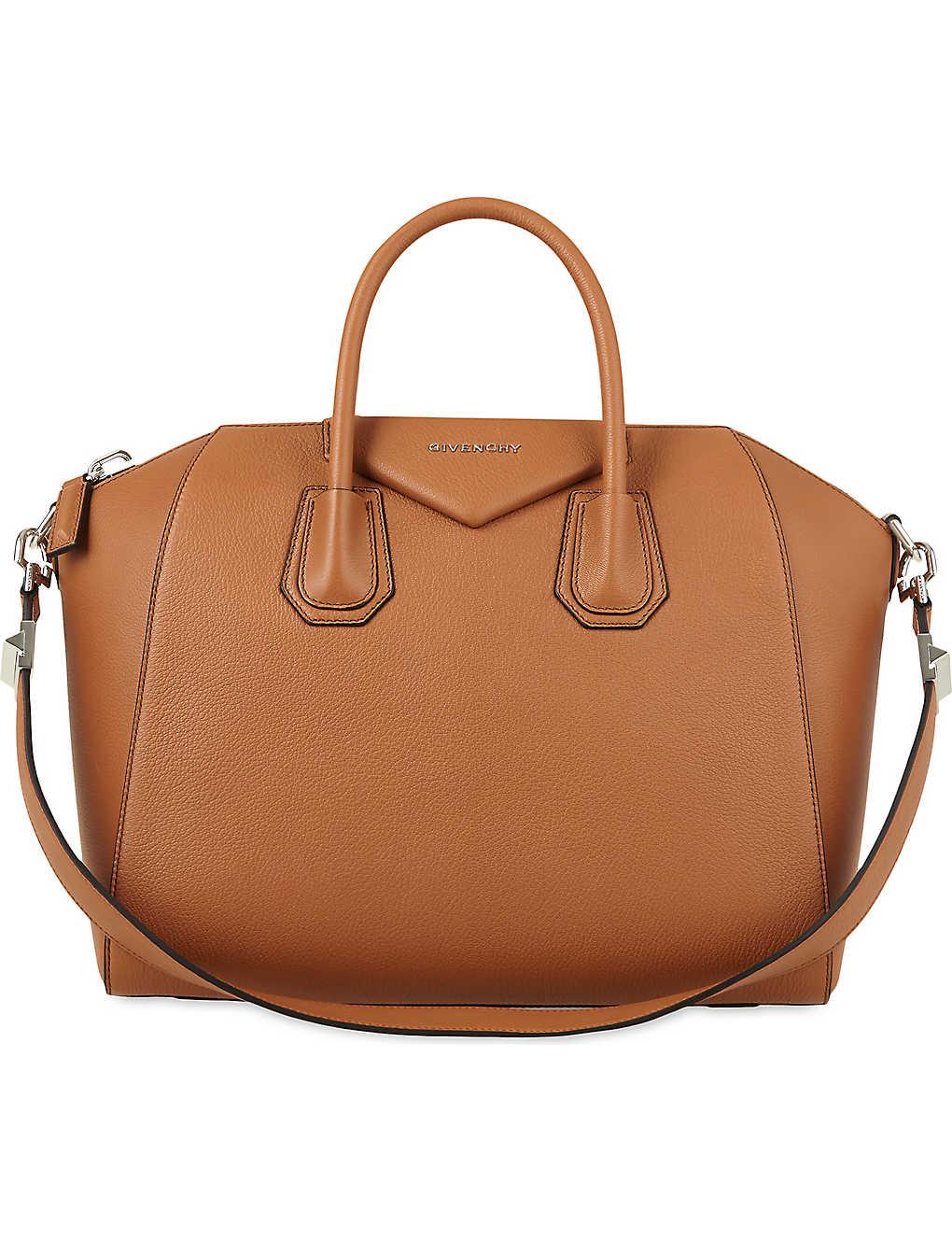 836a8b20eca43 GIVENCHY - Antigona Sugar medium leather tote | Selfridges.com