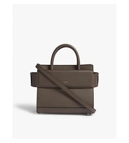 ... GIVENCHY Horizon mini leather shoulder bag (Heather+grey. PreviousNext 42028241ab8c1