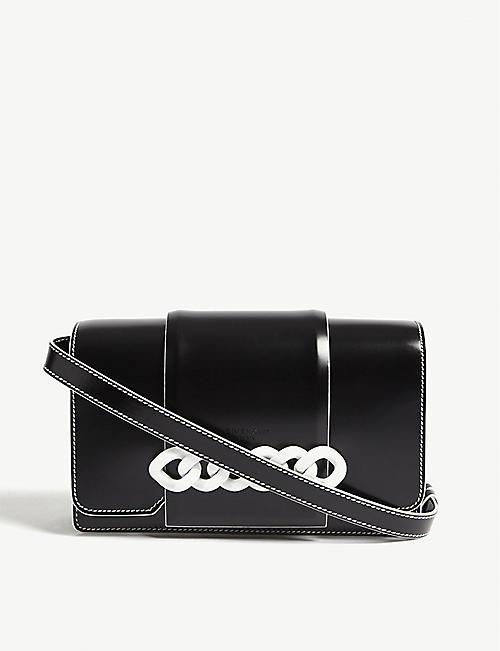 GIVENCHY Infinity leather cross-body bag cb0e87e519d29